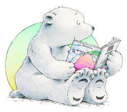 Lars, der kleine Eisbär. Hans de Beer