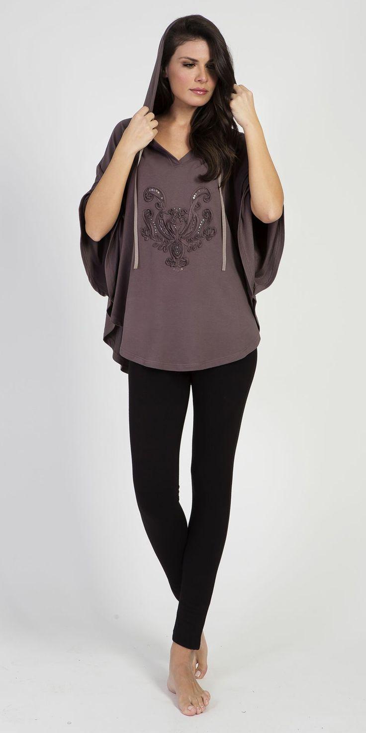 Loungewear Set 97% Viscose 3% Elastane | Loungewear| Vamp! Loungewear Set 97% Viscose 3% Elastane 5411-5417