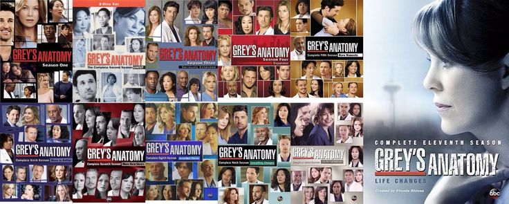 Free USA Shipping on Every Order! 120 Day Return Policy Satisfaction Guaranteed Your Item is Brand New & In Stock today! Get all 11 Seasons for one low price! Grey's Anatomy is an American medical dra
