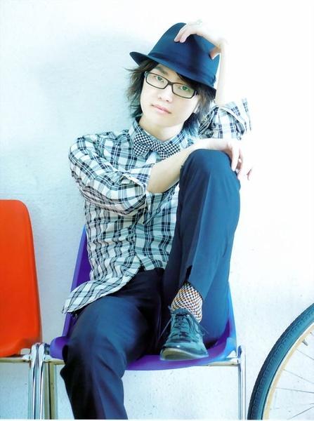 福山 潤 Fukuyama Jun- Albert (Gankutsuou), Yayoi (Loveless), Lelouch (Code Geass), Watanuki (xxxHolic), Rin (Togainu no Chi) #seiyuu