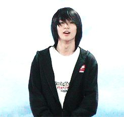 Onew (SHINee) pre-debut.--- he was such a cutie even back then <3