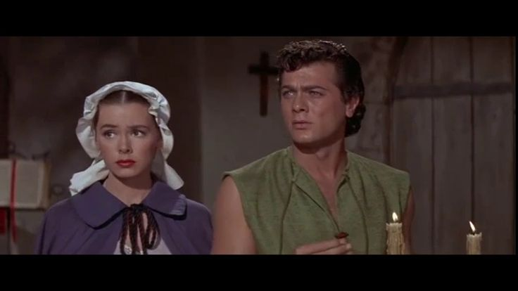 Film - Scutul Negru -The Black Shield of Falworth (1954).Sub.Ro.  (Avent...