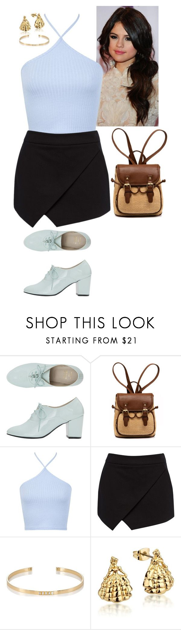 """Untitled #243"" by stinze on Polyvore featuring Retrò, Miss Selfridge, Forever New, Ileana Makri and Disney"