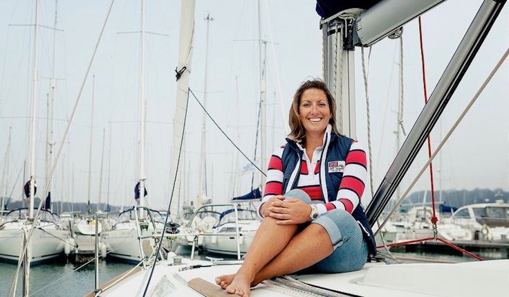 We spoke to Dee Caffari MBE about being the first woman to sail solo around the world in BOTH directions and what to see at the London Boat Show.
