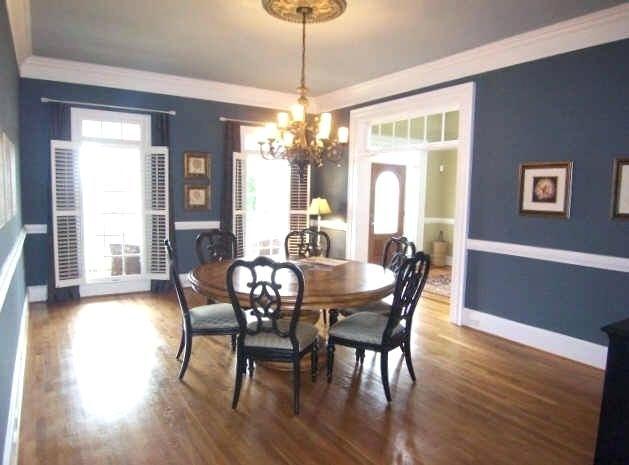 48++ Dining room chair rail ideas ideas