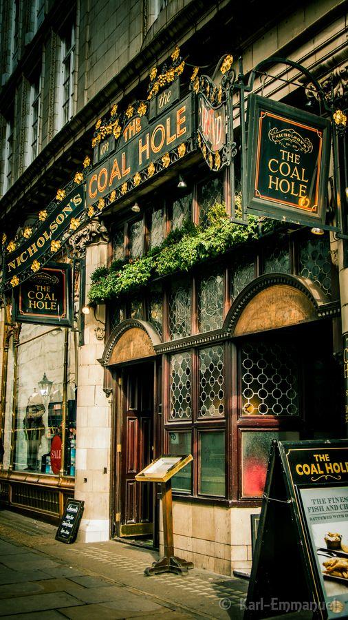 Coal Hole Pub, London, England