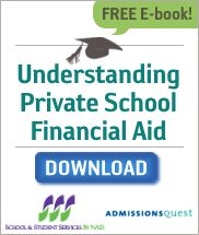 Understanding Private School Financial Aid  A list of funding opportunities compiled by the National Association of Independent Schools  The NAIS list should be the starting point for your private school scholarship search. It details organizations that offer tuition assistance sorted by state. Each provides contact information and (in some cases) geographic areas served.