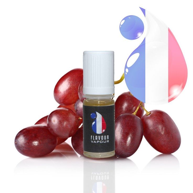 Paris Range Grape E-Liquid