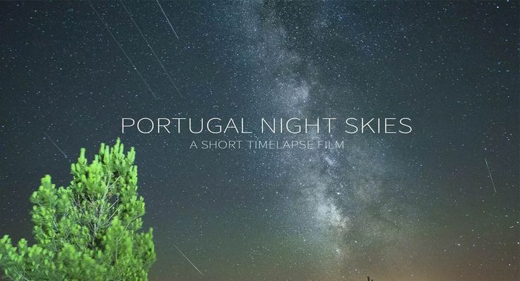 VIDEO Fall in love with #Portugal Night Skies right now!  http://timelapsenetwork.com/video/fall-love-portugal-night-skies/?utm_content=buffer05996&utm_medium=social&utm_source=pinterest.com&utm_campaign=buffer  #timelapse