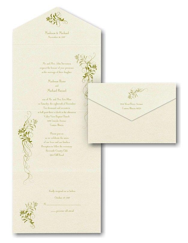 Larkspur Seal U0027n Send Wedding Invitation