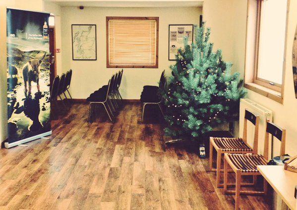 Weihnachten bei Tomatin Destillerie. #tomatin #destillery #whisky #christmas