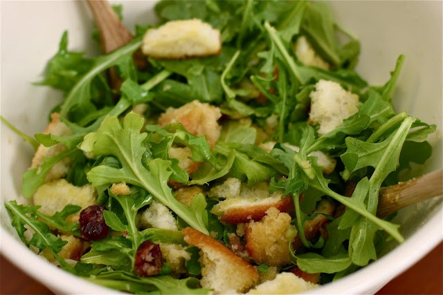 June 21, Salad: Roasted Chicken and Bread Salad.: Recipe Projects, Nick Recipe, Breads Salad, 365 Recipes