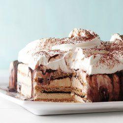 Fudgy Ice Cream Cake — Punchfork | Yummy Recipes | Pinterest