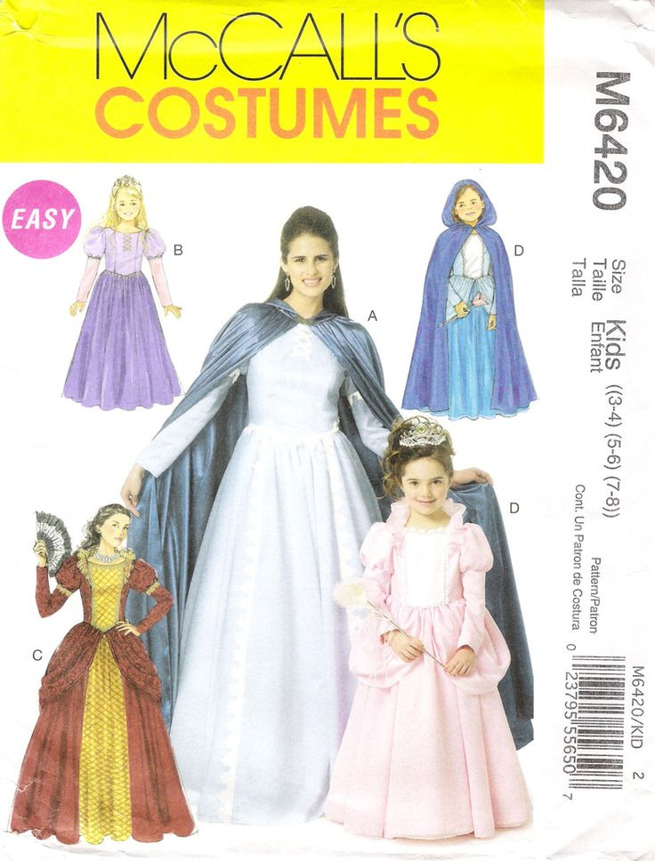417 best Halloween Costume Sewing Patterns images on Pinterest ...
