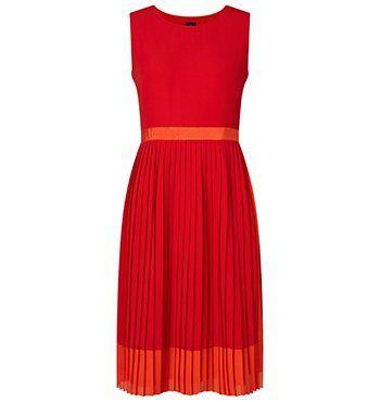 David Lawrence | Dresses - Origami Pleated Dress