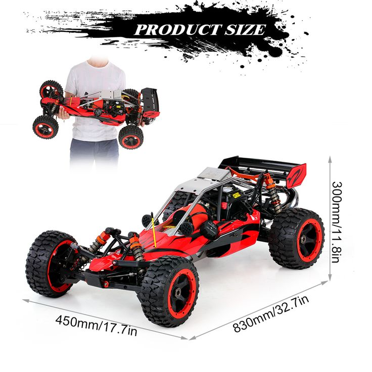 Shop best eu Rovan Baja 275 1/5 2.4Ghz 2WD 27.5CC Gasoline Powered Desert Buggy RTR Remote Control Car from RcMoment.com at bargain prices.
