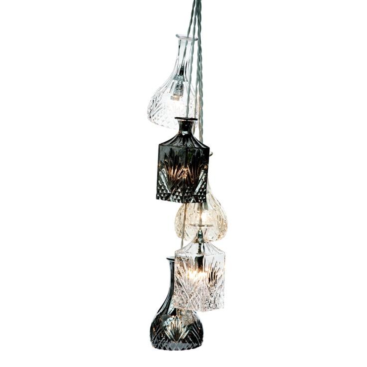 Lights!   Hayworth Decanter Ceiling Light