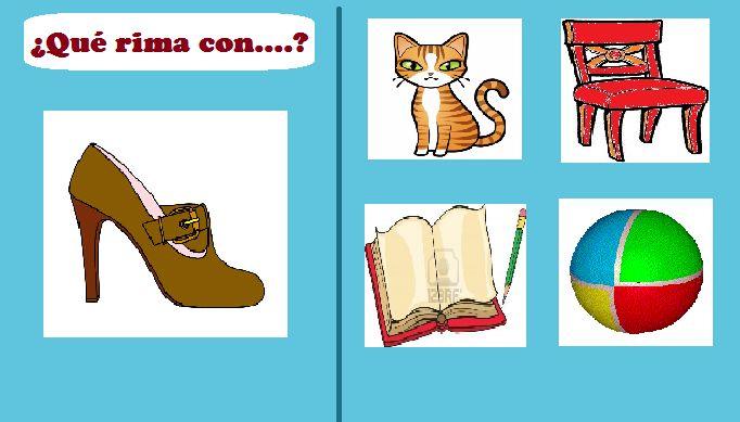 El trabajo con rimas suele ser fundamental para l@s niñ@s. No solo es un apoyo fundamental en el aprendizaje e interés por la lectura, sino ...