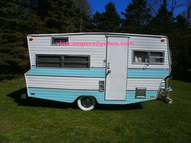 1971 aristocrat land commander lo liner trailer