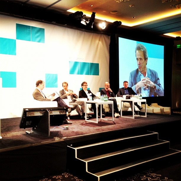 Agency of the Future Panel Discussion at the Global PR Summit via @arunsudhaman
