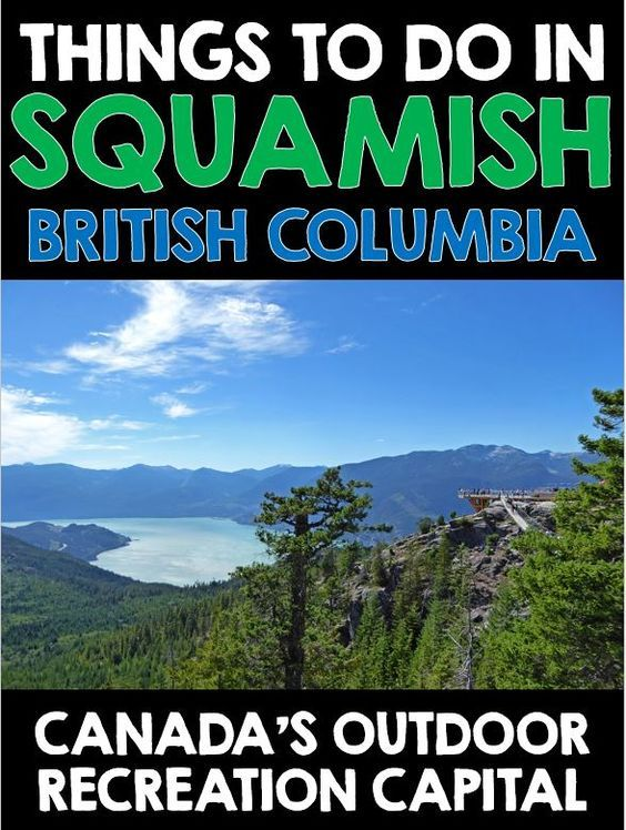 Riding the Sea to Sky Gondola in Squamish BC