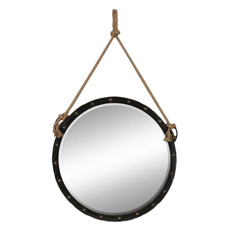 Paragon Nautical Wall Mirror - 26 diam. in. - 9411