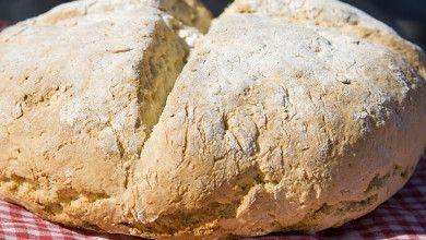 """O Damper, tradicional pão australiano, significa """"amortecedor"""".O pão está nas nossas refeições quase todos os dias e é difícil encontrar quem não goste desta delícia. #Damper #receitas #pratosinternacionais #mundo #pão #australiano"""