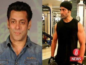 Salman Khan called Rohit Roy a fat cow. Heres how he reacted