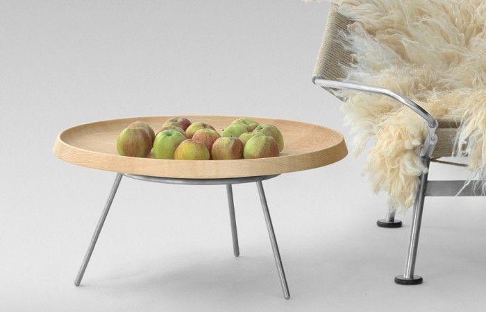 PP586フルーツテーブル φ650 H320mm ¥298,000 PP Møbler/Scandinavian Living