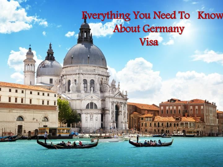 Germany visas are intended for people who wish to visit the Germany temporarily for tourism, business, medical treatment, work, or study. \n\nGermany visa entitles holders to visit the Germany for up to a maximum of 90 days within the period of six months allowing them to experience life and culture of Germany. \n\n