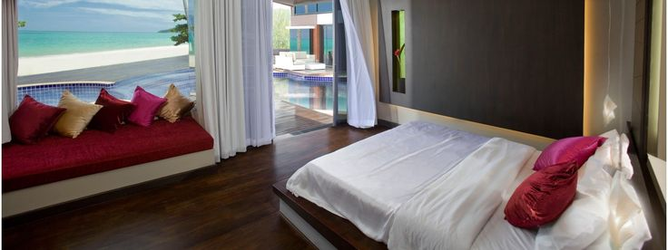 New for July: Aava Resort and Spa hotel in Khanom, Thailand