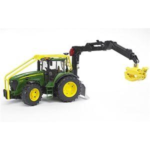Bruder 1/16 John Deere 7930 Forestry Tractor   WeGotGreen.com