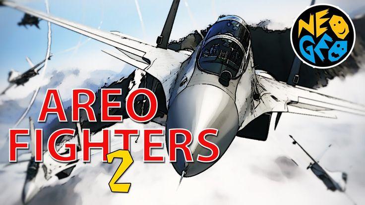 Aero Fighters 2|Video System SNK|Walkthrough Longplay HD