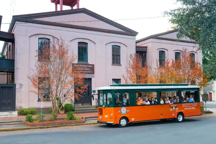 The Best Interactive Savannah Map For Planning Your Vacation