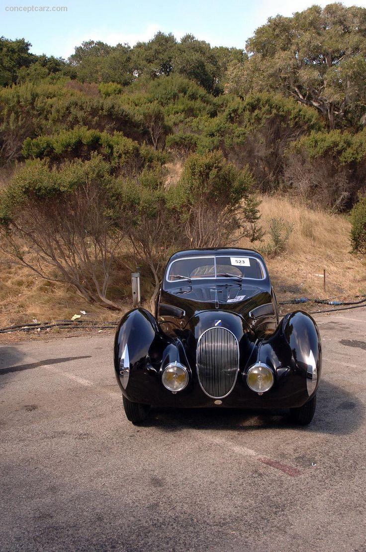 1938 Talbot-Lago SS T150C