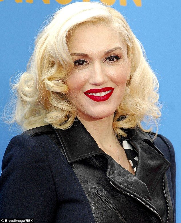 Adios: Gwen Stefani will not be back to the hit competition show; here she is seen in Janu...