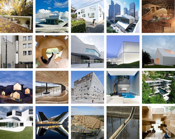 The 20 Most Visited ArchDaily Projects of All Time
