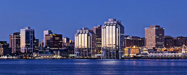 The City of Halifax, Nova Scotia