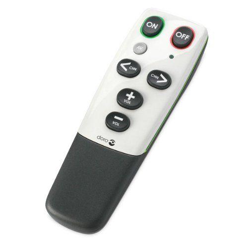 Doro HandleEasy 321rc Universal Remote Control By Doro