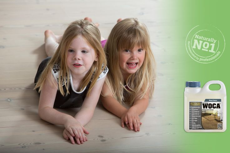 Keep your kids and furry friends healthy by cleaning your floors with our eco-friendly #WOCA soaps. Visit www.wocadenmark.com for more product information.