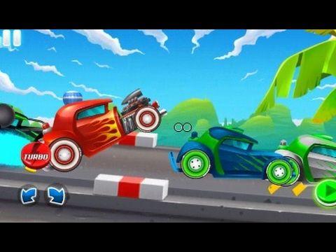 carreras de carros para niños de tres años, juegos gratis para niños peq...