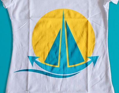 T-Shirt designs for summer by graphic designer Sanem Tanman.