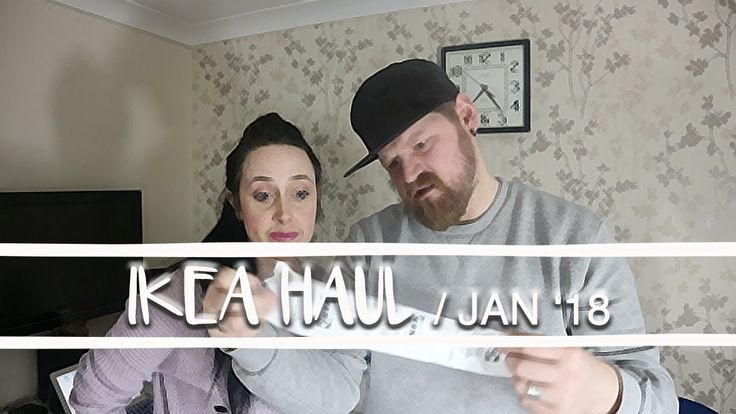 IKEA HAUL JAN '18 | ALL THIS UNDER £100