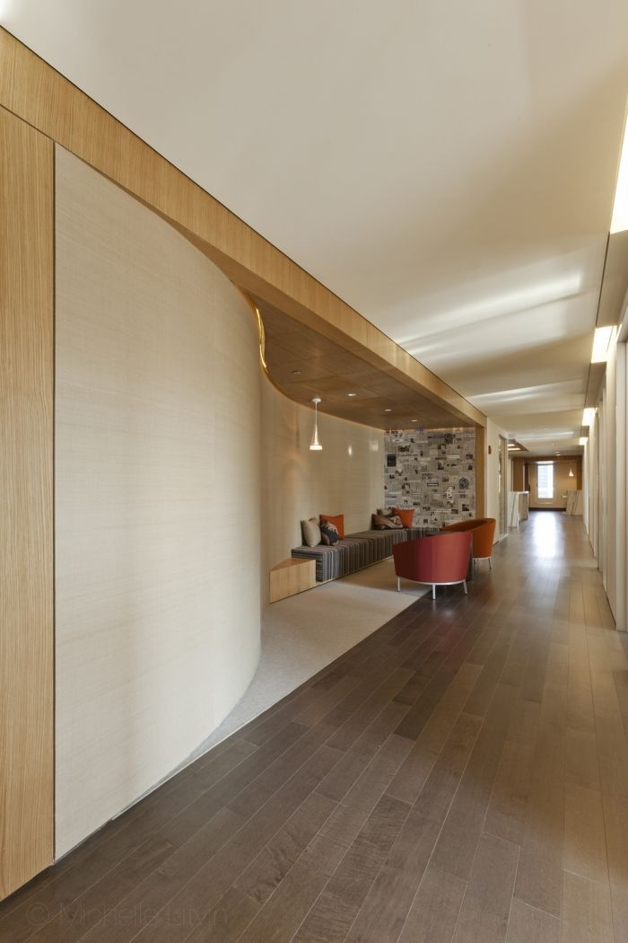 Office tour stowell friedman chicago law offices - Commercial interior design chicago ...