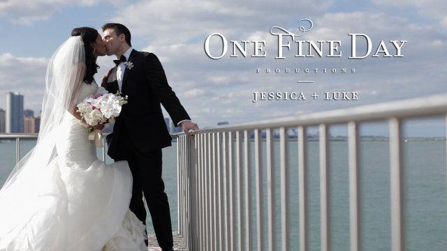 Wedding Video, Chicago Wedding, Wedding Videography, Wedding Cinematography, One Fine Day Productions, The Intercontinental Hotel Wedding, Wedding Vows, Wedding Speeches