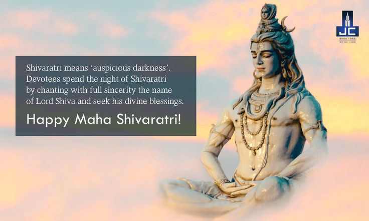 Let's spend the day of Shivaratri by chanting the name of Lord shiva and seek his divine blessing. Jaycee Homes Cordially wish you all a #HappyMahaShivaratri.