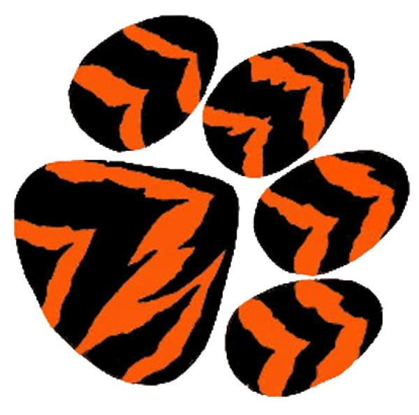 tiger pride clip art - photo #6