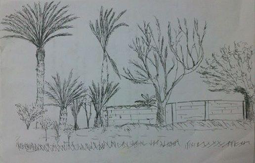 Landscabe Pen