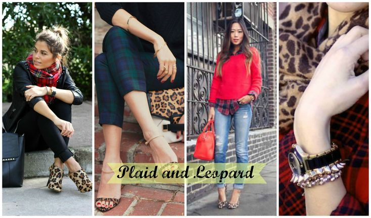 The Next Thing You Need | Plaid and Leopard