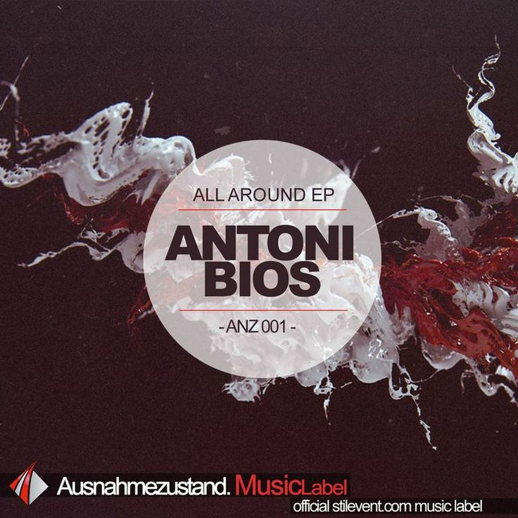 Thank you AUSNAHMEZUSTAND for the amazing introduction!  Really happy for this EP! Coming on 13.07! This day is symbolic....    OUT ON 13.07.2013 - OUR FIRST OFFICIAL RELEASE    // Antoni Bios - All Around EP // https://soundcloud.com/technoimausnahmezustand/sets/antoni-bios-all-around-ep-out